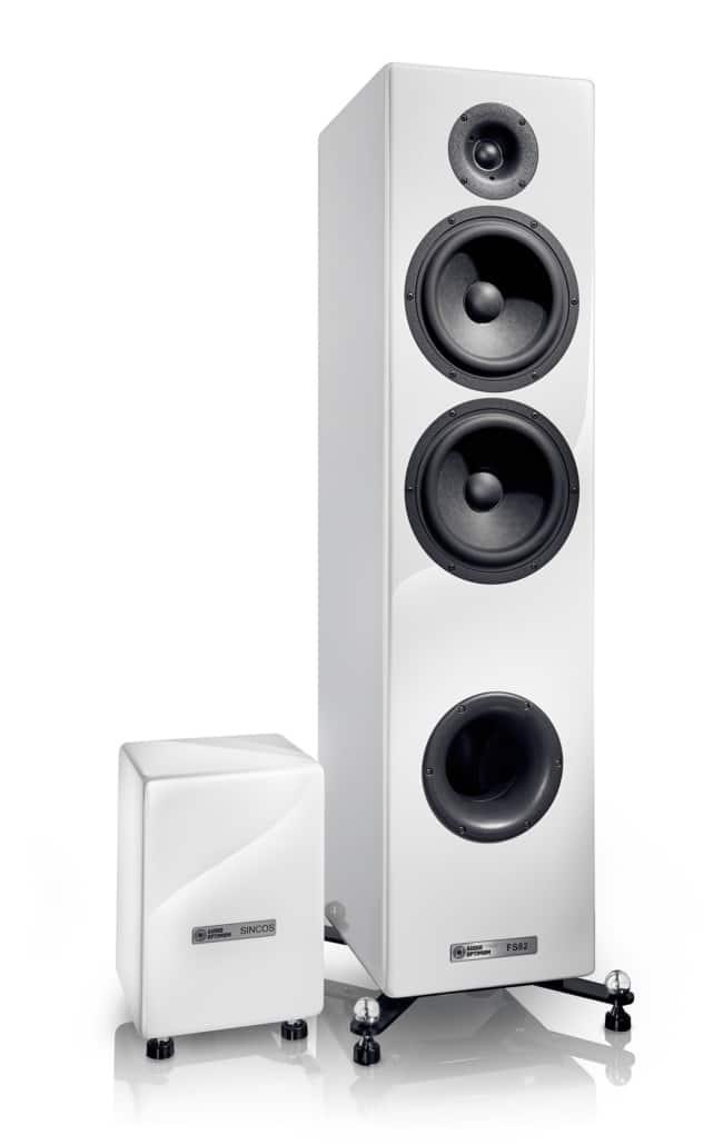 Audio Optimum FS82E